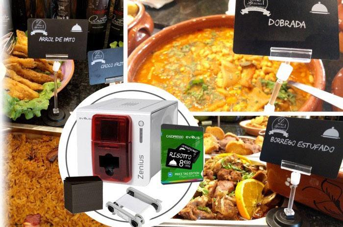 Etiquetado de alimentos en Restaurantes