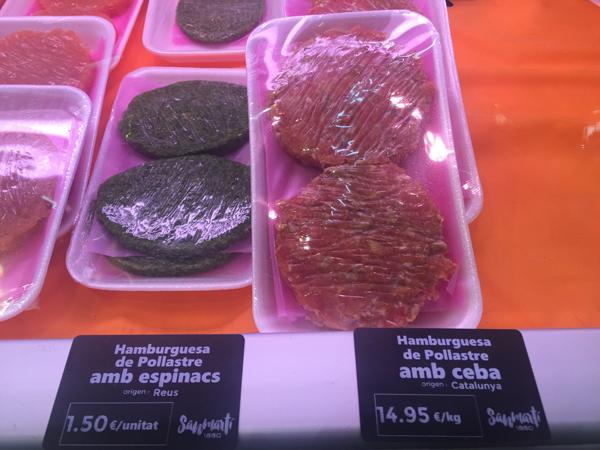 Señalización de precios en Sanmartí1850