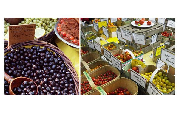 Etiquetado alimentos frescos