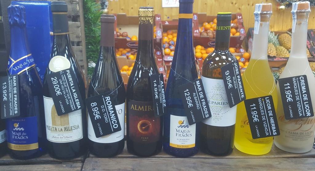 Solución Edikio en vinoteca y licorería