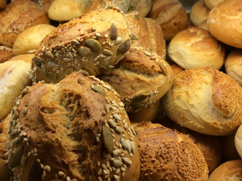 Edikio etiquetado para pan